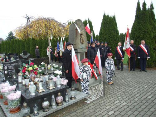 11 listopada 2019 w Gołkowicach